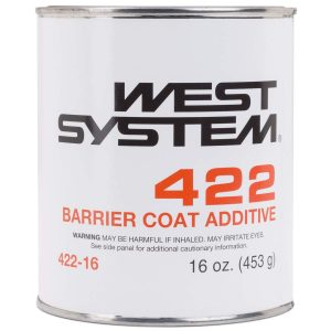 422 Barrier Coat Additive - epoxy additives and pigments