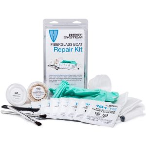Boat Repair Kits - WEST SYSTEM Marine Grade Epoxy