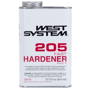 205 Fast Hardener -Epoxy Resin and Hardeners