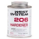Hardener Selection - 206-A Slow Hardener