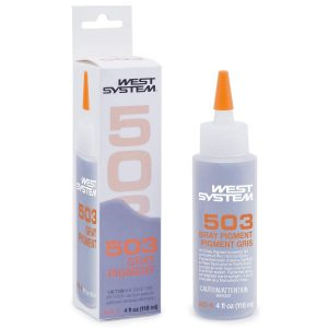 503 Gray Pigment - epoxy additives and pigments