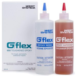 Specialty Epoxies - G/flex 650 Toughened Epoxy