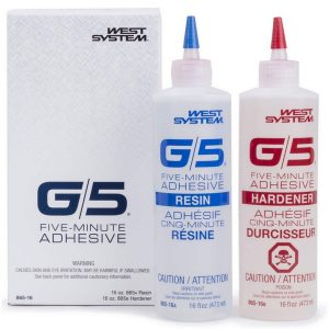 Specialty Epoxies - G/5 Five-Minute Adhesive